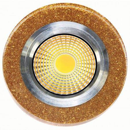 LED QX GOLD 3W 5000K