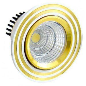 LED OC011 5W WH GOLD 5000K