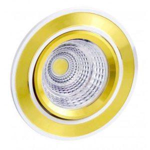 LED OC012 5W WH GOLD 5000K