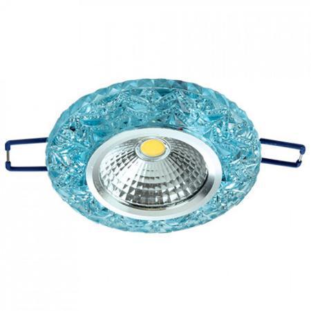 LED XN-0215 3W BLUE 5000K