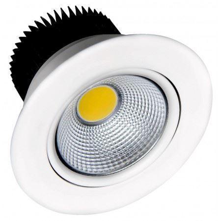 LED COB 5W 5000K WH