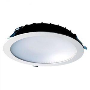 LED F1007L 30W 4000K WH