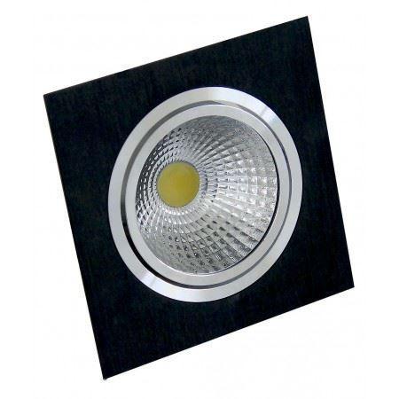 LED OC004A 1Х10W 5000K BLACK