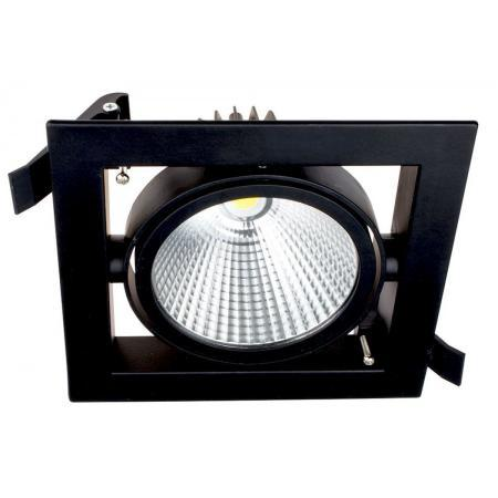 LED DL30 30W BLACK 5700K