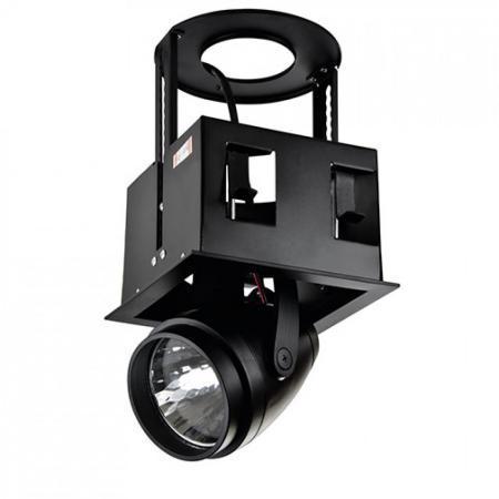 LED DK884-1 30W BLACK 5700K