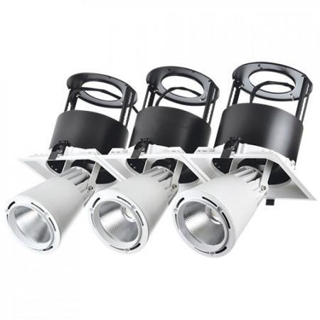 LED LS-DK911-3 3X40W 5700K WH