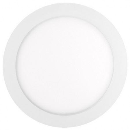 PL LED ROUND PANEL 18W 6000K