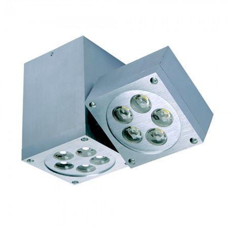 LED 1-38J 2Х(5X1W)