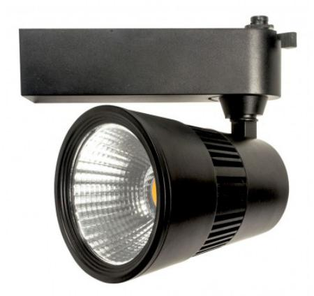 LED HG-6183 20W 5700K BLACK