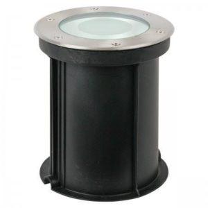 LED D4018-1 30W BLACK 6000K
