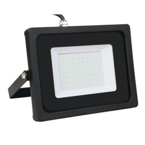 LED SOLLA 50W BLACK 6500K
