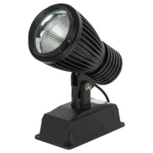 LED FQ 50W 6000K BLACK