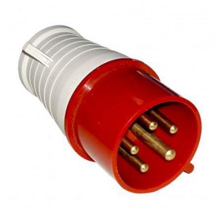 32A 380-415V 3P+N+E 5Х32А/025 RED